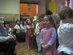 Dzień Babi i Dziadka w Przedszkolu w Skorogoszczy