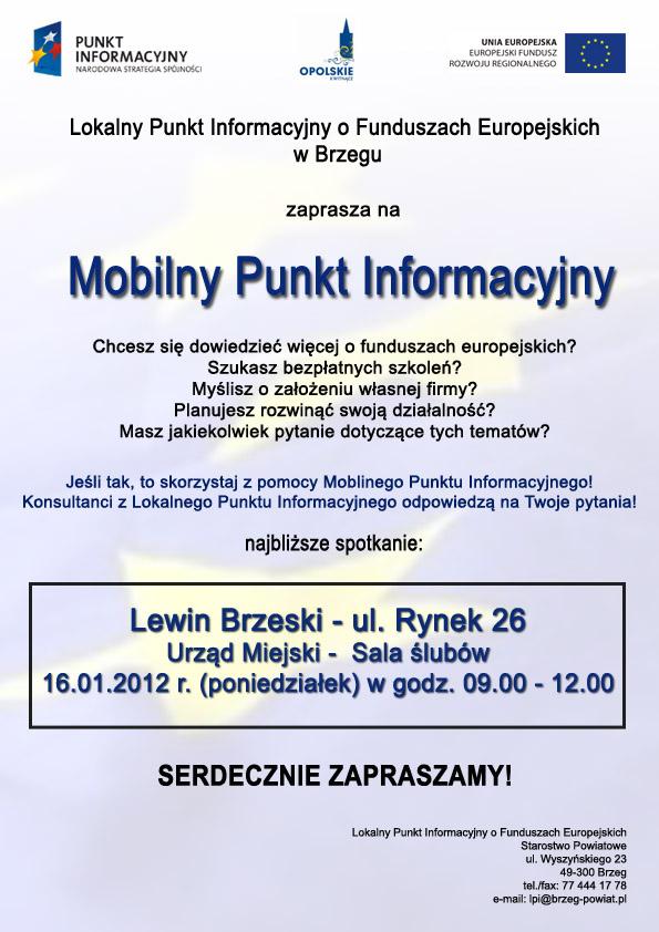 MPI - Lewin Brzeski