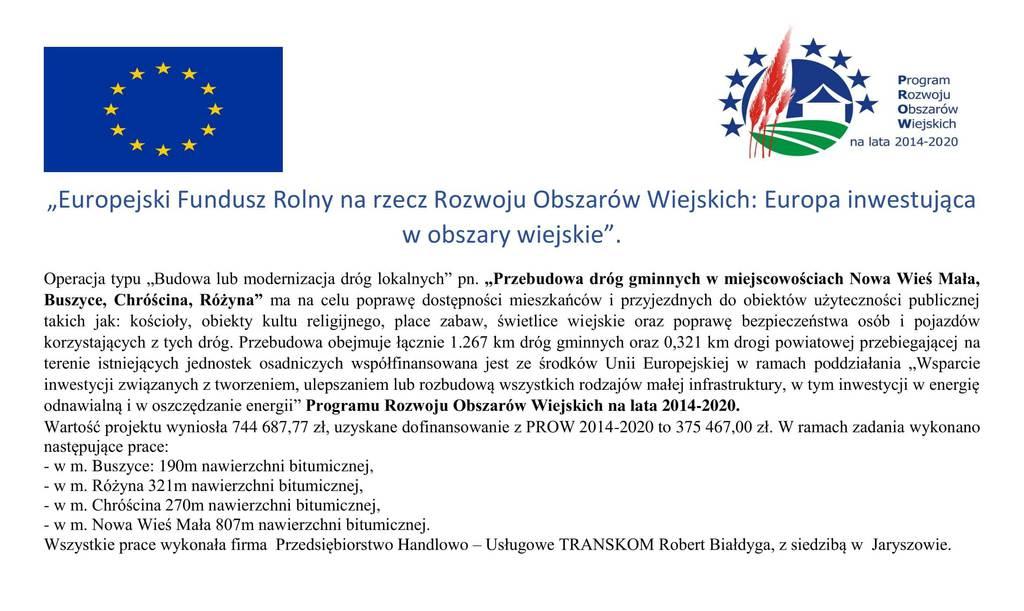 Przebudowa dróg gminnych w miejscowościach Nowa Wieś Mała, Buszyce, Chróścina, Różyna-1.jpeg