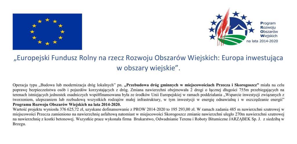 Przebudowa dróg gminnych w miejscowościach Przecza i Skorogoszcz-1.jpeg