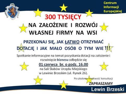 plakat szkolenie 01.06.2010
