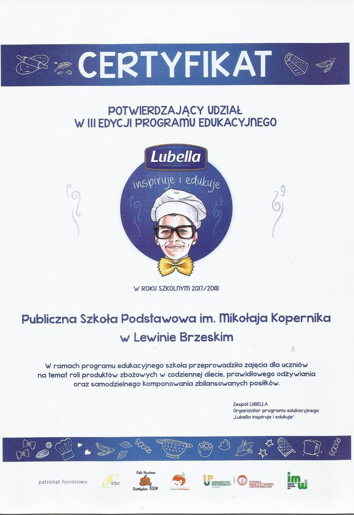 lubella-certyfikat.jpeg