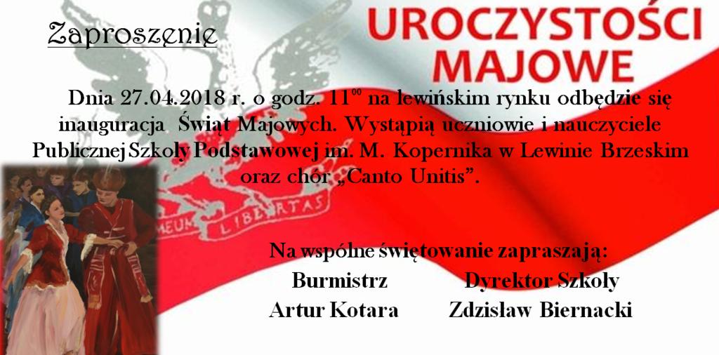Uroczystości Majowe - zaproszenie.png