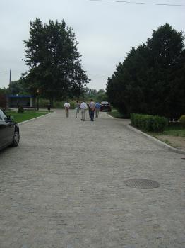 Plac Wolności w Skorogoszczy