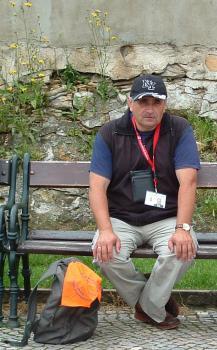 Krzysztof Tomczak - Praga 26.06.2009, autor S.Duda