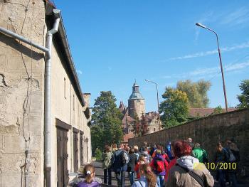 Rajd rodzinny do zamku Czocha