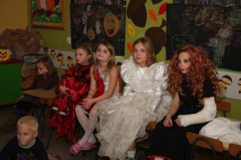 Halloween w Świetlicy Terapeutycznej