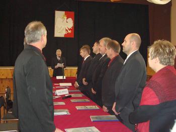 I sesja Rady Miejskiej