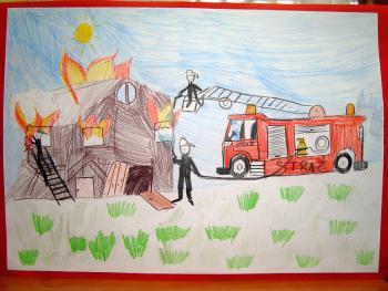 Kacper Garncarz - lat 8 - Szkoła Podstawowa w Lewinie Brzeskim