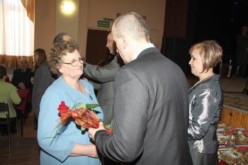 50 lecie pożycia małżeńskiego w Lewinie Brzeskim