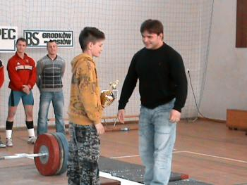 V Turniej w Podnoszeniu Ciężarów w Skorogoszczy