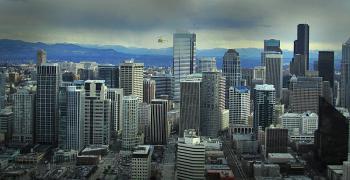 2 Seattle, aut. W.Kisieliński