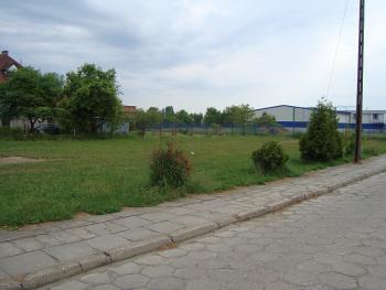 Plac na skrzyżowaniu ulic Narutowicza i Dzierżonia