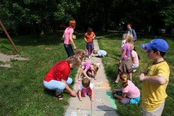 Dzień Dziecka w Świetlicy Terapeutycznej