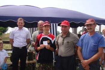 Zawody Wędkarskie o Puchar Burmistrza Lewina Brzeskiego