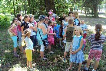 Wakacje z pożytkiem w Łosiowie
