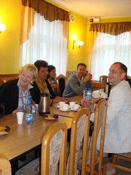 Spotkanie z władzami Lewina w Urzędzie