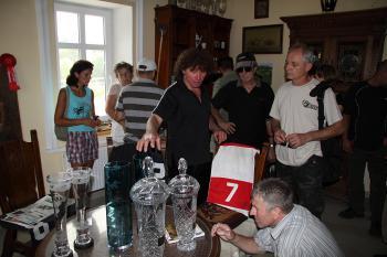 Wizyta w Stani Koni Sportowych w Skorogoszczy