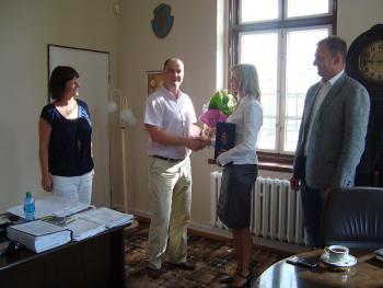 Nadanie aktu stopnia awansu zawodowego nauczyciela