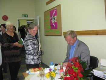 Jan Grzegorczyk w Lewinie