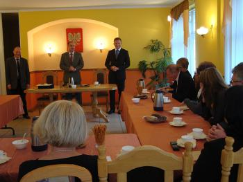 Dzień Edukacji Narodowej w Lewinie Brzeskim