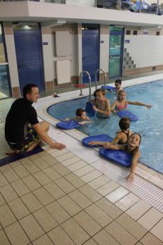 Szkoła pływania, gotowania i ...przetrwania