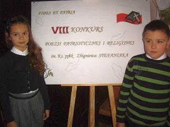 Konkurs poetycki Fides ed patria