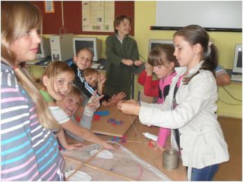 Projekt zrozumieć świat - rozwijanie kompetencji matematyczno - przyrodniczych