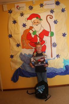 Qurier Świętego Mikołaja