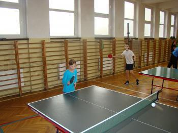 II Mistrzostwa w Tenisie Stołowym w Łosiowie