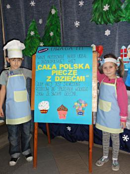 Cała Polska Piecze z Dziećmi