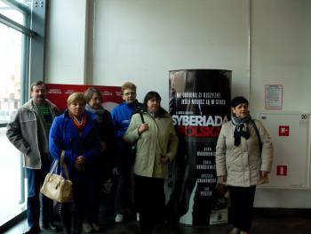 Kino - syberiada