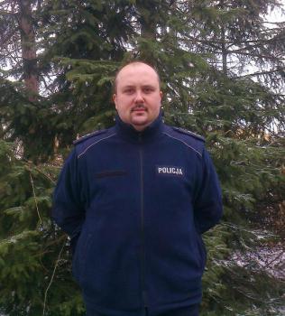 st. asp. Jacek Pastor