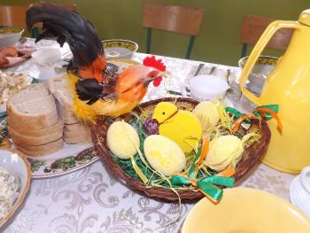 Śniadanie Wielkanocne w Świetlicy Terapeutycznej