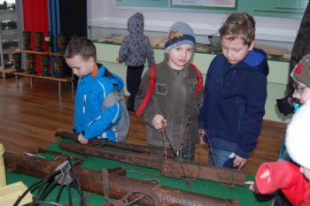 Dzieci z Przedszkola Publicznego Nr 1 z wizytą w Jednostce Wojskowej w Brzegu