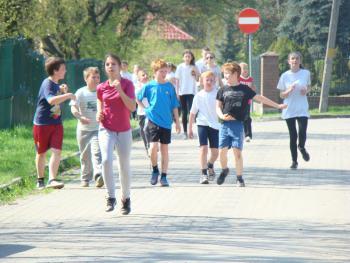 III Bieg Olimpijski w Łosiowie