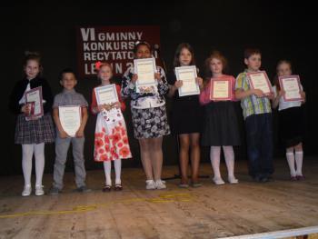 VI Finał Konkursu Recytatorskiego