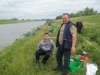 Sukces młodych wędkarzy z PSP w Łosiowie