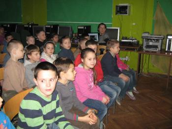 Biblioteka PSP w Lewinie Brzeskim realizuje projekt BWH