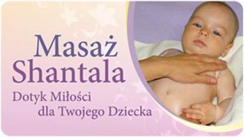 Warsztaty dziecięcego masażu