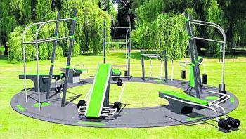 Zewnętrzna siłownia