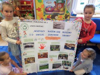 Przedszkole Publiczne nr 2 w Lewinie Brzeskim