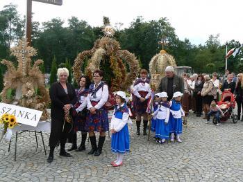 Dożynki Gminno-Powiatowe w Skarbimierzu-Osiedle