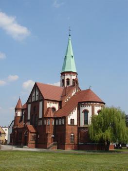 Kościół rzymsko-katolicki Lewin Brzeski