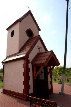 Kapliczka w Borkowicach