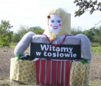 Witamy w Łosiowie - Dożynki wojewódzkie 2007