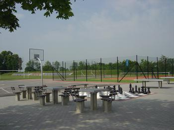 kompleks boisk w Łosiowie