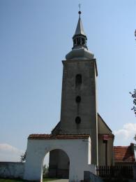 Kościół - Różyna
