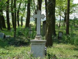 Stary cmentarz we Wronowie