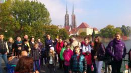 Galeria Wycieczka do Wrocławia - Panorama Racławicka